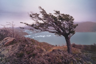 Chile - Stormy weather